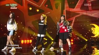 150424 THE ARK (디아크) - The Light (빛) KBS Music Bank【1080P】