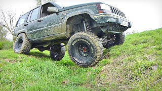 Gabriel's Jeep Grand Cherokee ZJ 5.2 V8 - #4 - Misc Clips [No music]
