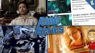 Époques pour Sherlock Holmes 3 et The Batman / Records Avengers 4 trailers / etc ...