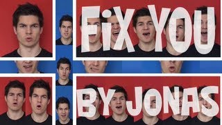Coldplay - Fix You - A Cappella - by Average Jonas