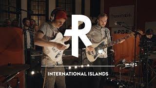 PDR - International Islands live im Tresorfabrik Tonstudio
