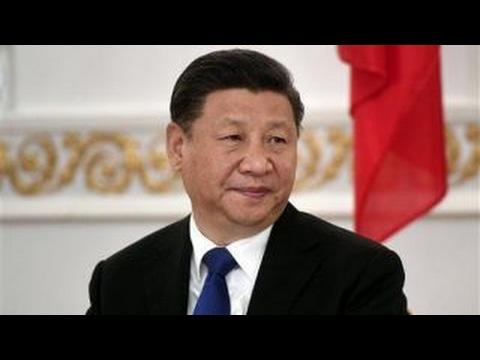 Gordon Chang: China's Xi Jinping is playing defense