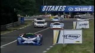 1990 - Le Mans - The start of the race