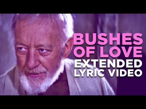 """""""BUSHES OF LOVE"""" -- Extended Lyric Video"""