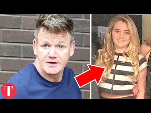 10 Things You Didn't Know About GORDON RAMSAY