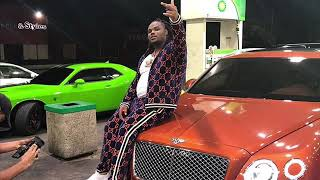 """Tee Grizzley Ft. Sada Baby """"Grizzly Gang"""" (Prod. By Antt Beatz)"""