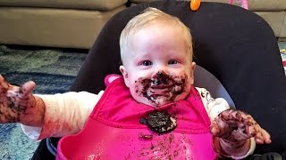 Baby's First Oreo