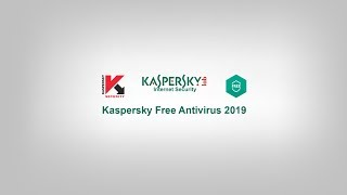 Kaspersky Free Antivirus 2019 Tested!