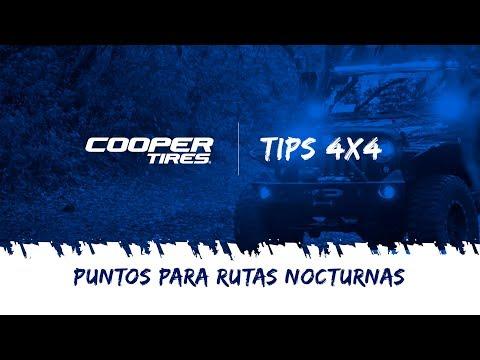 Puntos a Considerar En Rutas Nocturnas / Cooper Tires