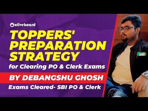 how to prepare for federal bank clerk exam