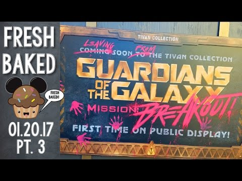 Guardians of the Galaxy update and the emptiness of Hollywoodland | 01-21-17 Pt. 3 [DL]