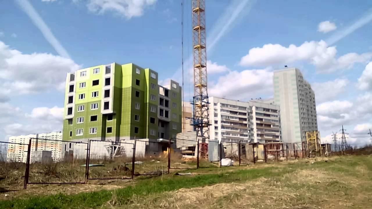 ЖК «Вертикаль» по ул. Шухова г. Тула - YouTube