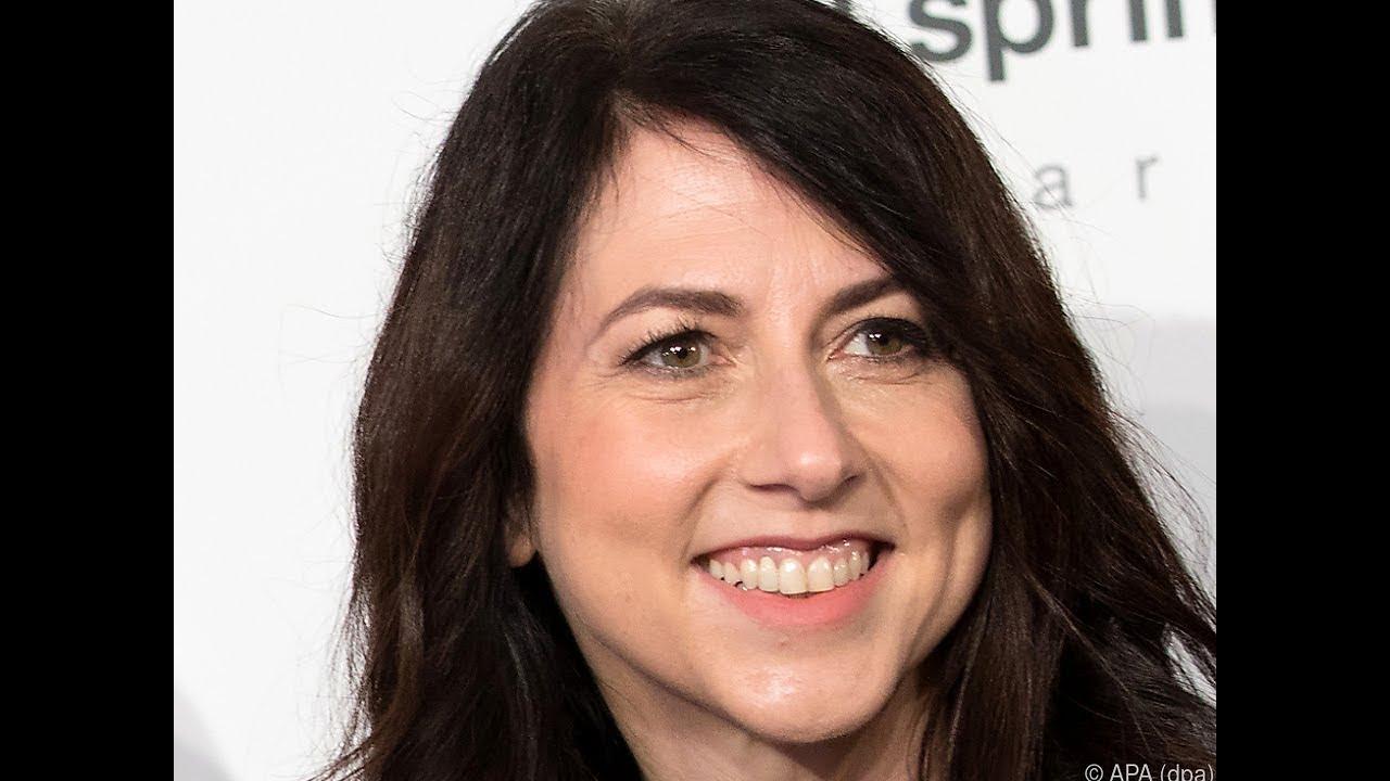 MacKenzie Scott, formerly Bezos, says she has given away $1.7 ...