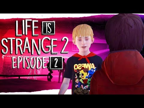 "Life is Strange 2 - FULL Episode 2 ""Rules"" Gameplay Walkthrough thumbnail"