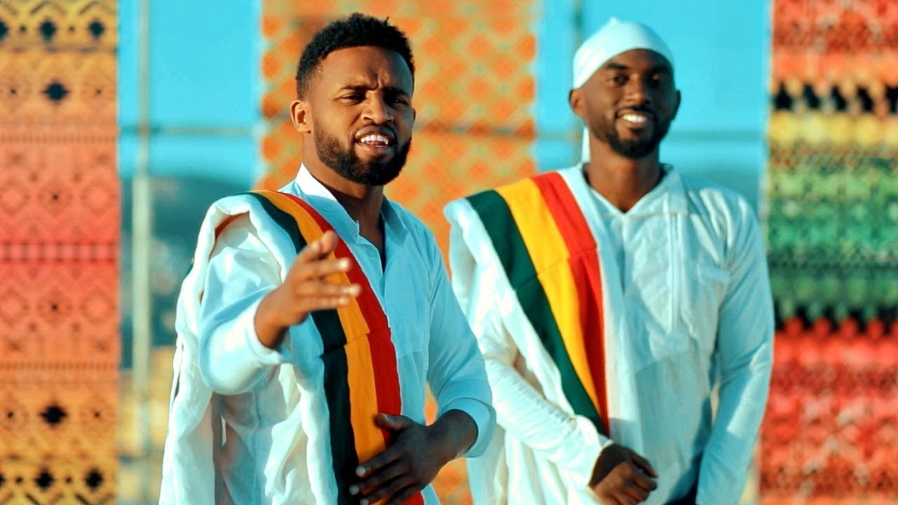 Yared Negu & Micky Gonderegna - Ethiopiye | ኢትዮጵዬ - New Ethiopian Music 2019 (Official Video)