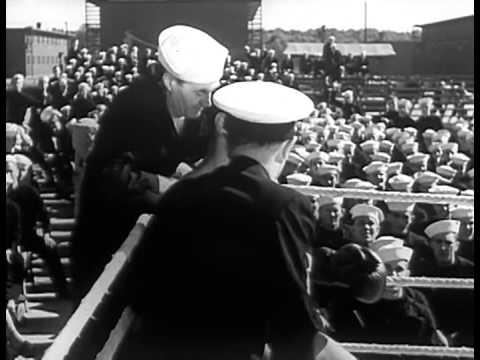 The Navy Way (1944) WII DRAMA