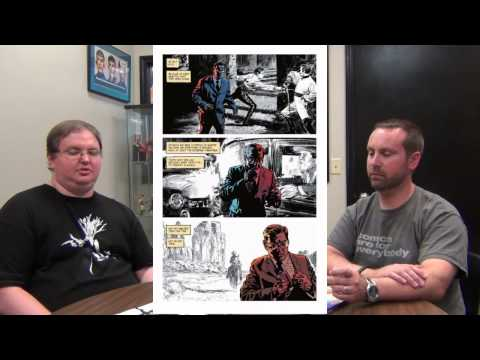 Alter Ego Comics TV #175: Top 5 Ed Brubaker Comics