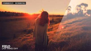 Feelo - Emotional Inspirational W/Hook Rap Beat Instrumental -