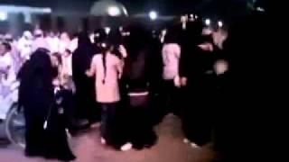 رقص سعوديات بالشارع