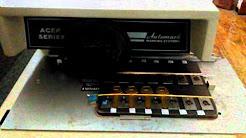Steve's locksmith key stamping system