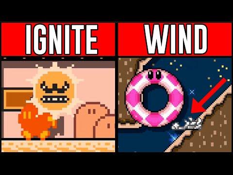 Super Mario Maker 2 Level Ideas - Desert Theme