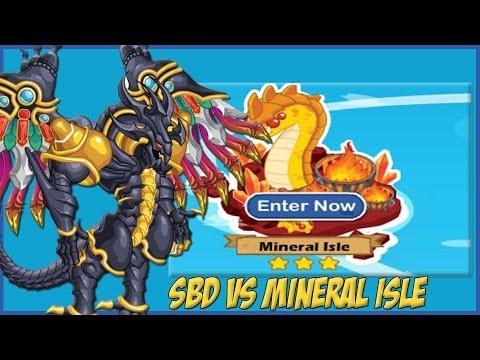 Social Empires - SBD vs Mineral Isle 3 Stars (BOSS)