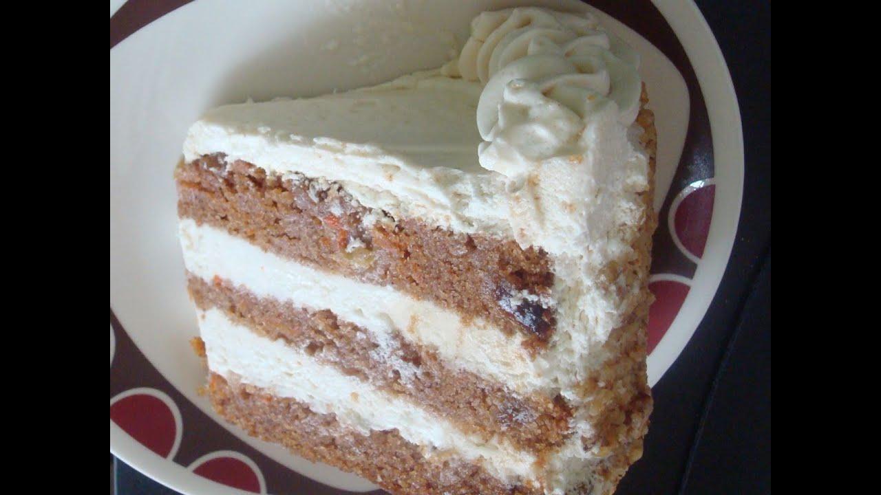 THE CHICAGO DINER CARROT CAKE My Taste Test YouTube