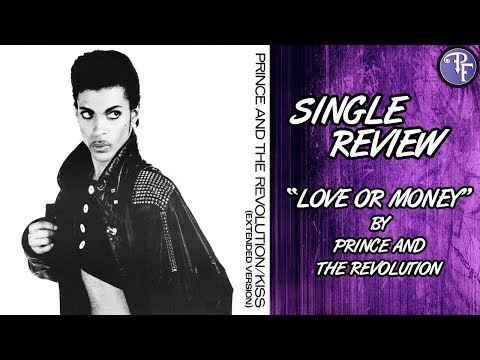 Prince: Love Or Money (? or $) - Single Review (1986) - YouTube