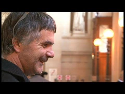 Yvan Colonna se livre lors de son procès