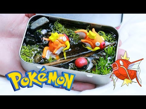 Pokemon Pocket Terrarium DIY