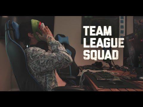 """Team League Squad - """"Pilot"""""""