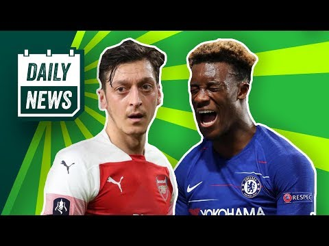 Chelsea handed TRANSFER BAN, Man United v Liverpool + Europa League review ► Onefootball Daily News