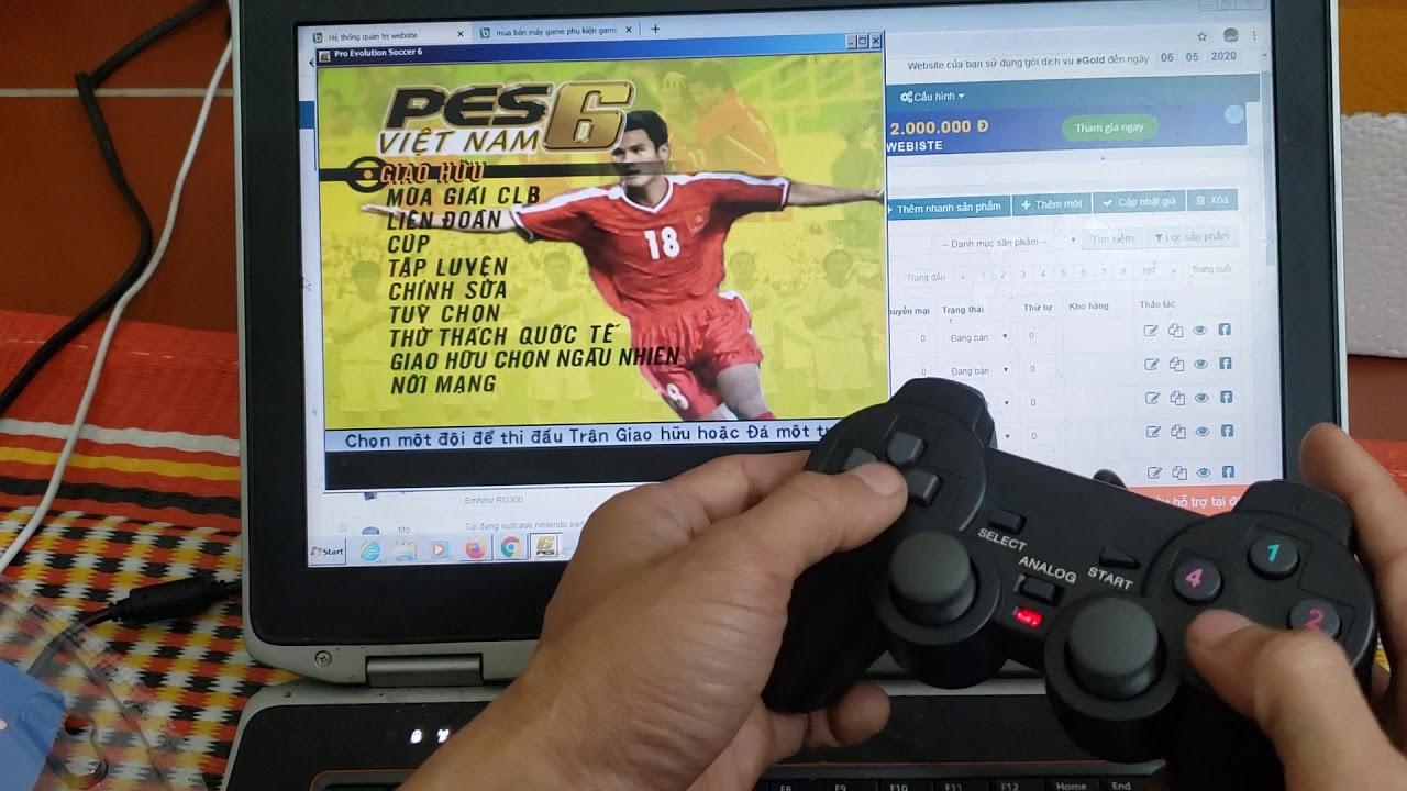 80k/ tay cầm cổng usb cho pc chơi pes fifa và các game thông dụng