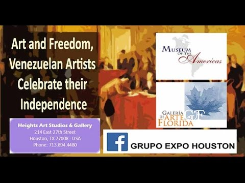 Exposition Art and Freedom   Venezuelan Artists