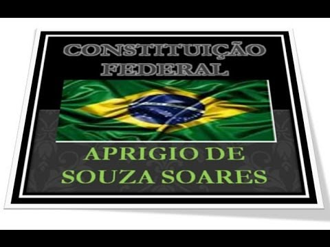 CONSTITUIÇÃO FEDERAL - ART 203 e 204