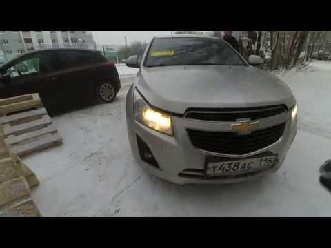 Chevrolet Cruze 2013 - Осмотр кузова