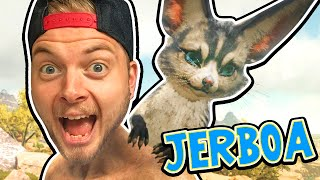 Ark: Scorched Earth! - TAMING A JERBOA! [#1] |Scorched Earth Gameplay|