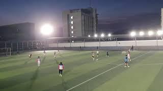효민축구회 VS동서대 레저스포츠 3쿼터