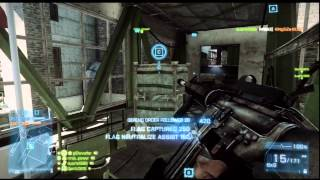 Battlefield 3 - Close Quarters PS3 Gameplay