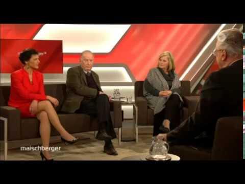 """Maischberger zu """"Der GroKo Poker  Letzte Chance für Merkel & Co?"""
