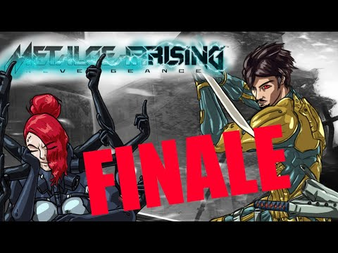 No Blade Wolf.. SORRY!! -  Metal Gear Rising: Revengeance - FINALE - SUBPARCADE |