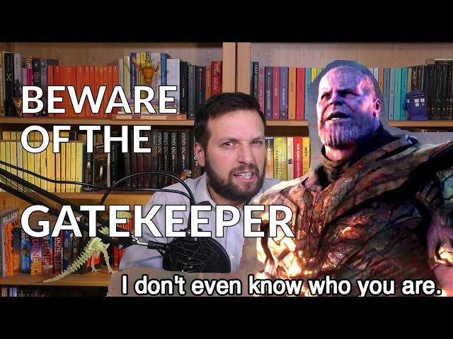 Se scrivi prima o poi dovrai confrontarti con il GATEKEEPING [Story Doctor]