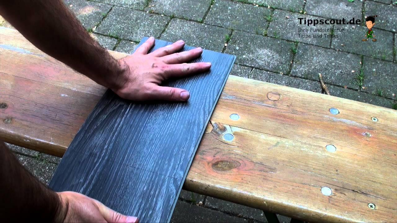 Vinylboden schneiden in sekunden youtube