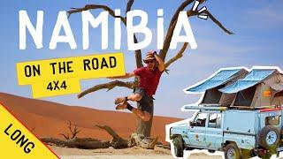 Viaggio in Namibia in 4x4 - Una figata pazzesca.