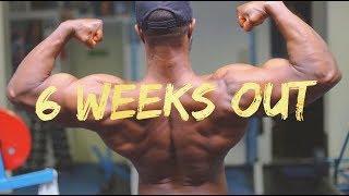 Rücken und hintere Schulter | Sechs Wochen bis zum Wettkampf