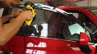 Video Corso Completo Installazione Pellicole Oscuranti Auto