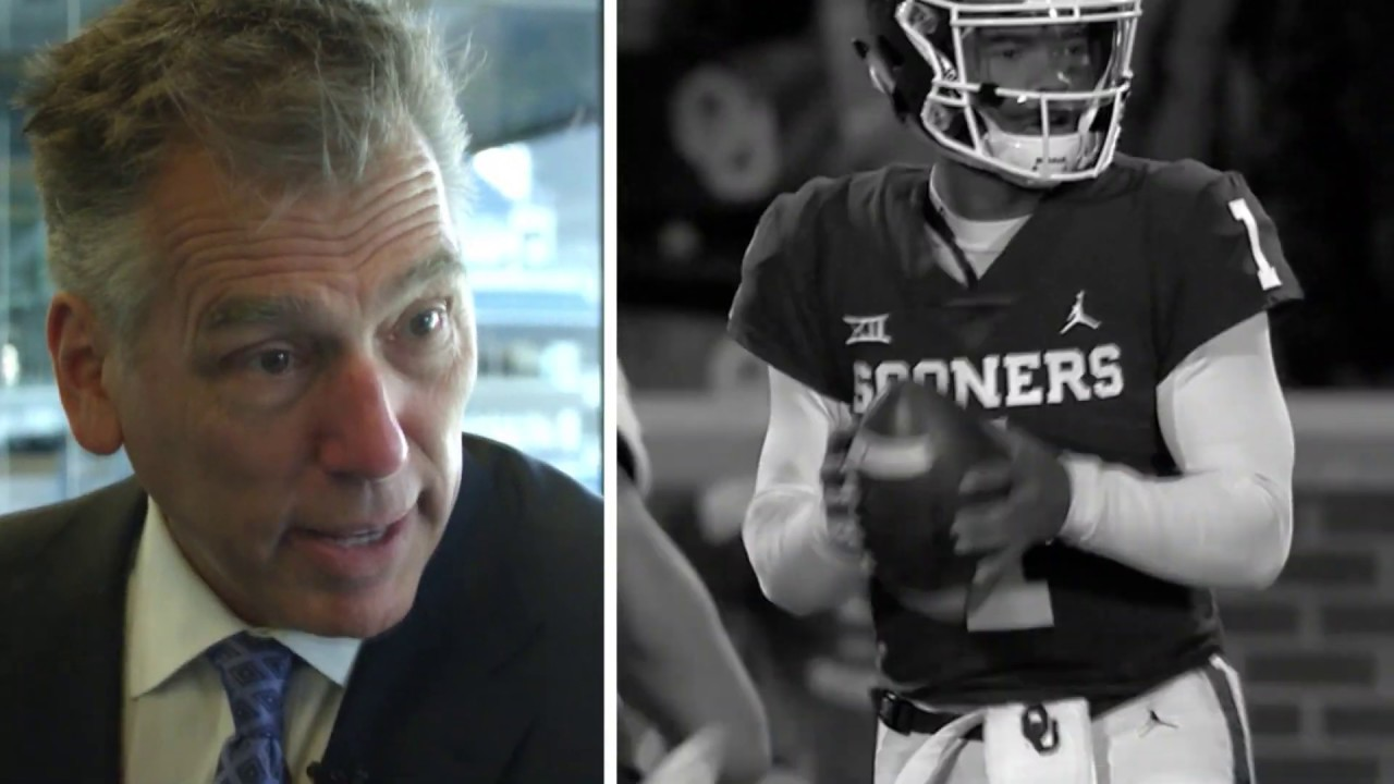 Jim Zorn on working with 2018 Heisman trophy winner Kyler Murray