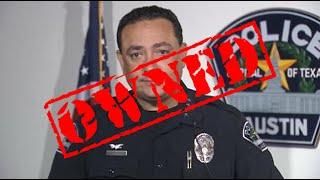 Open Carry Texas Calls Out Gun Grabbing Austin Police Chief