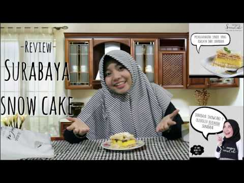 Surabaya Snow Cake (Review) by Indah Safitri