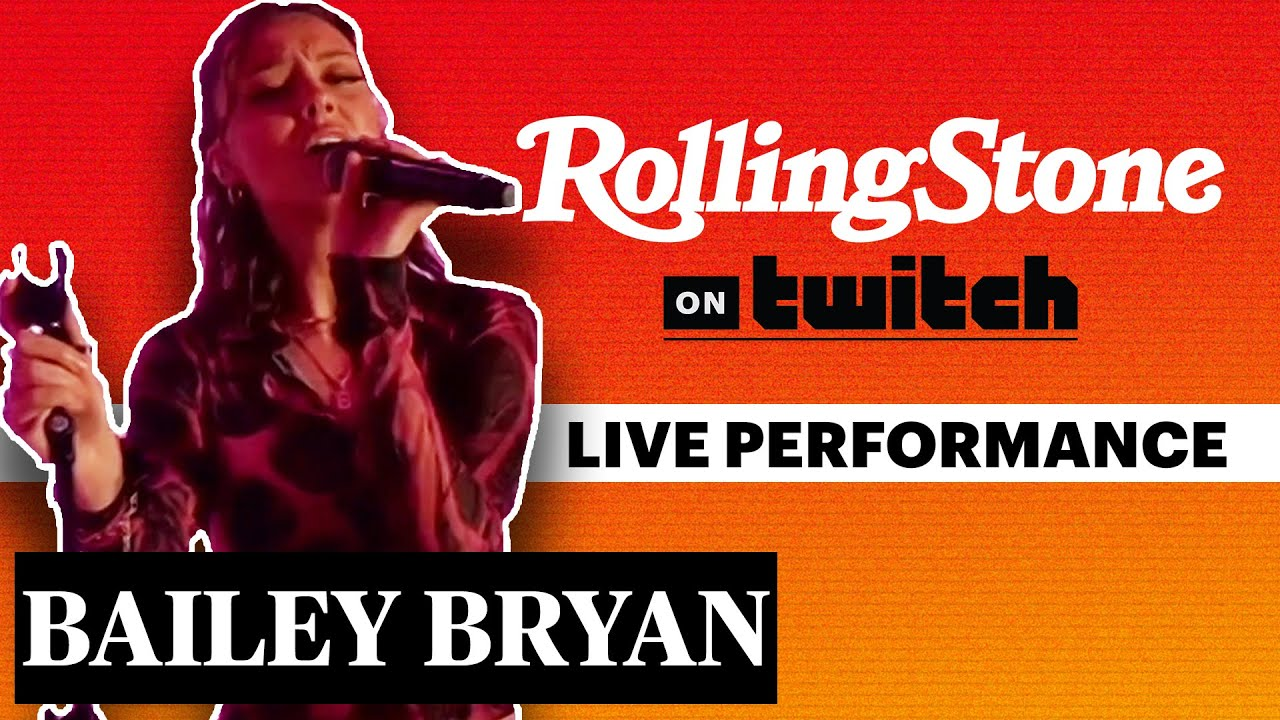 Bailey Bryan Performs Live | RS on Twitch